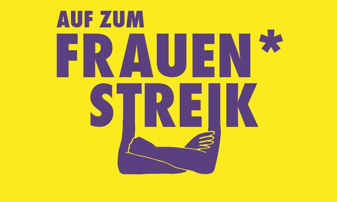 AUF ZUM FRAUEN*STREIK