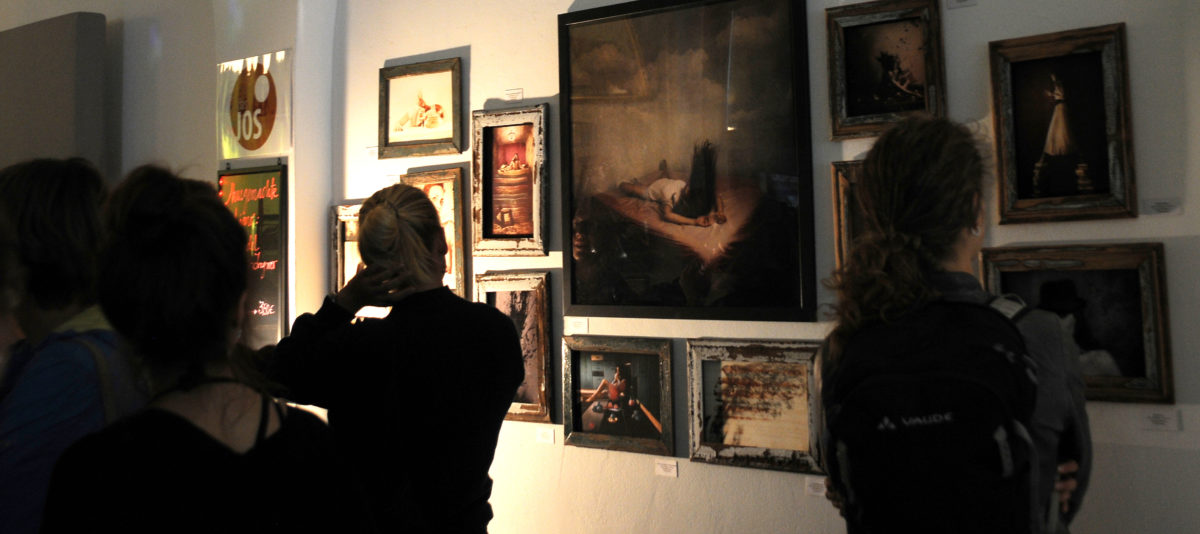 Künstlerinnen*-Café 2020