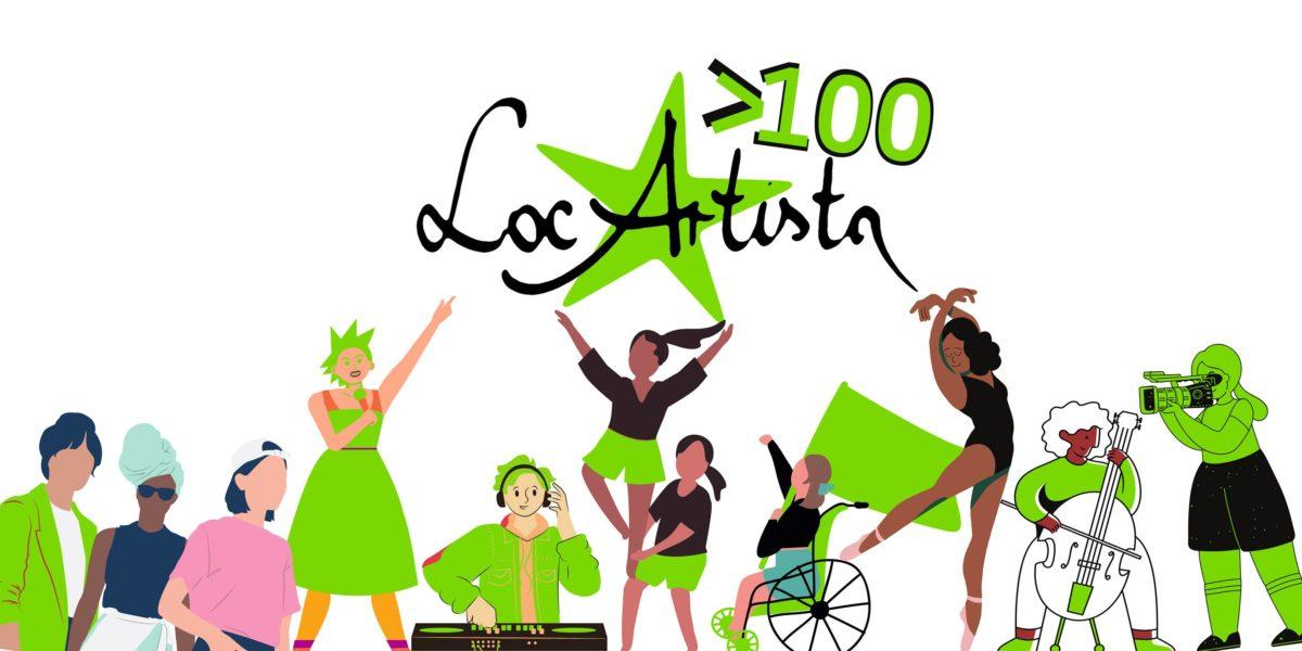 Über 100 LocArtistas gelistet!